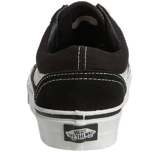 Vans Old Skool - Zapatillas Unisex adulto Negro (Black/Fog)
