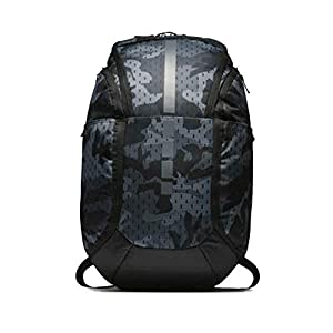 Nike Hoops Elite Pro Backpack All Over Print ANTHRACITE/BLACK/COOL GREY