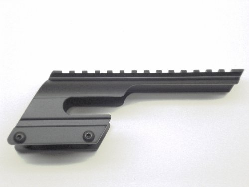 un Rail Rem 870/1100/1187 Lh/Rh 20-ga Saddle Scope Mount ()