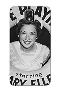 Hot Design Premium HPuqyF-1923-xpQjq Tpu Case Cover Galaxy Note 3 Protection Case (hangin With Mom Robin Enjoy Having Mary Ellenat Home Live )