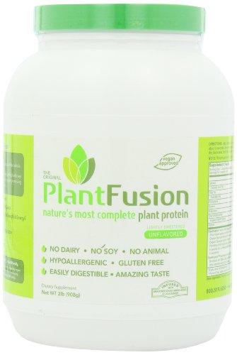 Supplément PlantFusion Diet, naturel sans saveur, 2 Pound