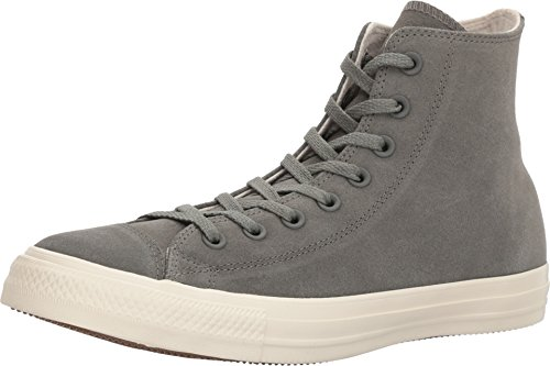 Converse All Star Logo (Converse Chuck Taylor All Star Nubuck High Top Shoe (11 Women/9 Men M US))