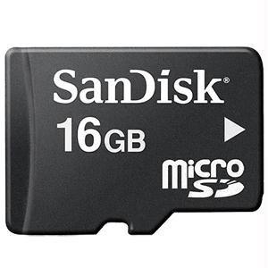 SanDisk 16GB Micro Memory Retail