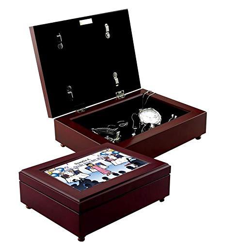 Bat Mitzvah Box - Printed Perfection Personalized NTT Bat Mitzvah Girl Jewelry - Keepsake Box Gift Coming of Age, Jewish Celebration