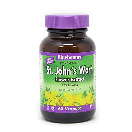 BlueBonnet St. John's Wort Flower Extract Supplement, 60 ()
