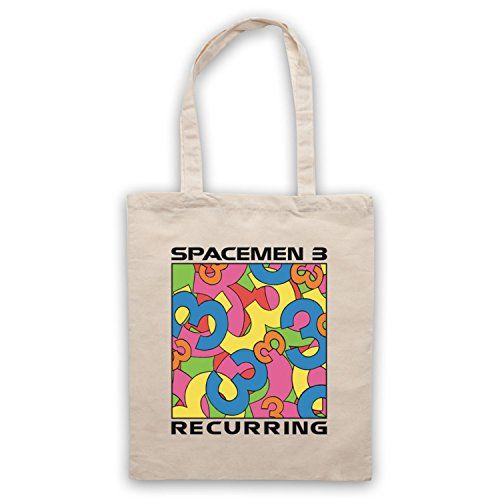 Spacemen 3® Recurring Official Bolso Natural