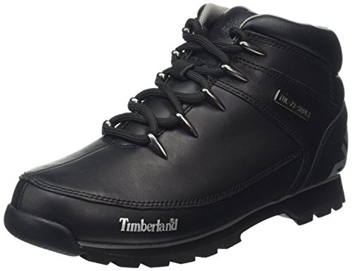 Mens Timberland Euro Sprint Hiker Shoes Walking Hiking Ankle Boots (9 (Timberland Men Footwear Ankle Boots)