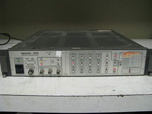 Tektronix 1900 10 Bit NTSC Test Signal Digital Generator FG6