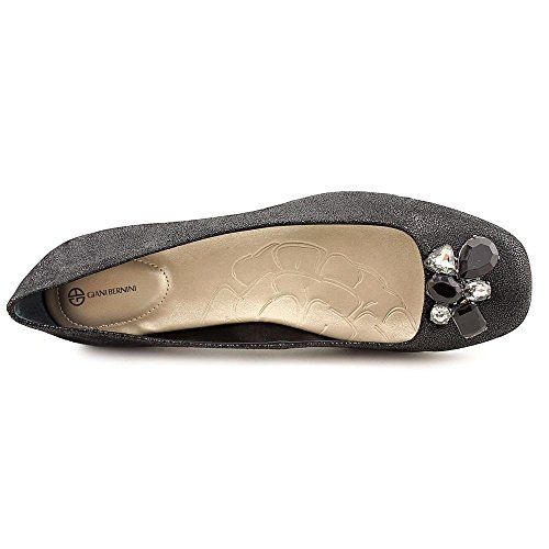 Giani Bernini Women Nuevo Flats Black JyrJTM7M