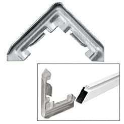 CRL Aluminum Corner for WSF346 Series Sc...