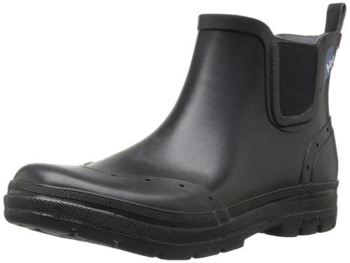 Helly Hansen Mens Herman Regn Boot Kolsvart / Hög Yello / Lm