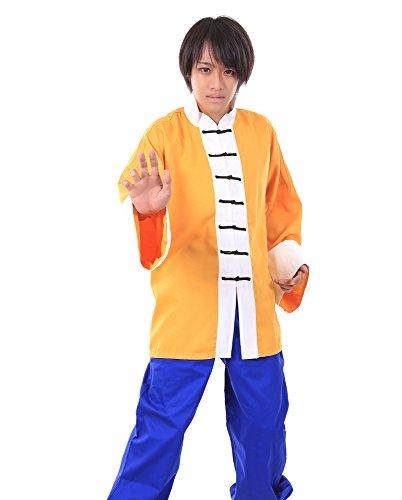 [SDWKIT Dragon Ball Z Master Roshi / Muten Roshi / Kame Sennin Outfit Set] (Master Roshi Costume)