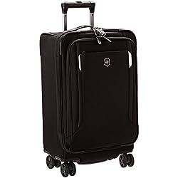 Victorinox Werks Traveler 5.0 WT 22 Dual-Caster, Black, One Size