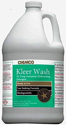Chemco Kleer Wash (Case of 2-1 Gal) by CHEMCO CORP
