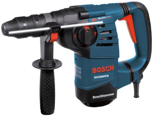 Bosch RH328VCQ 1-1/8-Inch SDS Rotary Hammer Kit (Hammer Kit Sds Rotary)