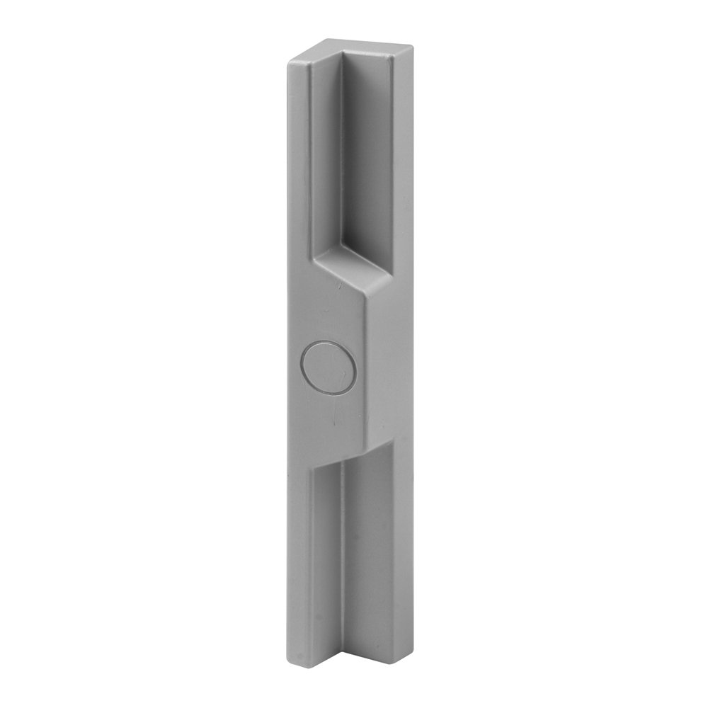 Prime-Line Products C 1150 Sliding Door Universal Outside Pull, Grey Diecast