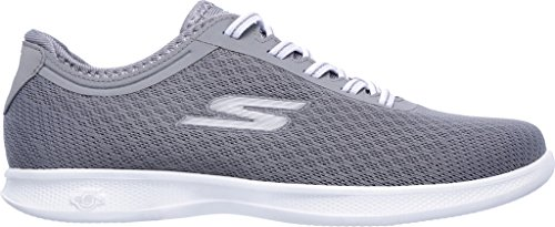 Lite Go Baskets Gris Skechers Femme Step Interstelllar EFAq4w