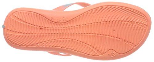 Rider Women's Smoothie Iv Fem Flip Flops Multicolour (Orange/Green 8846) oa82aV4