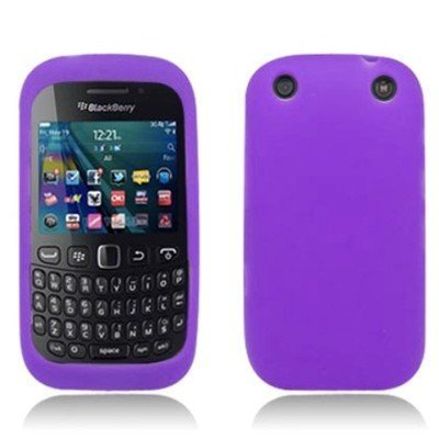 (For RIM BlackBerry Curve 9310 Soft Silicone SKIN Protector Cover Case)