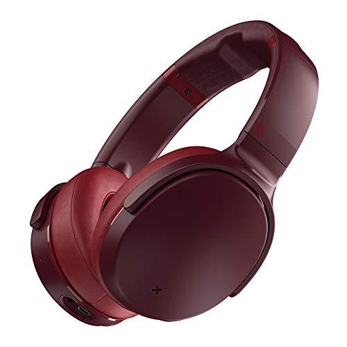 Skullcandy Venue Wireless ANC Over-Ear Headphone – Deep Red
