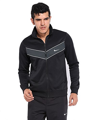 - 637743-475 NIKE STRIKER TRACK JACKET DARK OBSIDIAN (S)