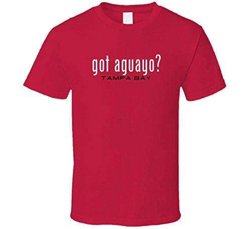 Tshirtshark Got Roberto Aguayo Tampa Bay Football Player Funny Fan T Shirt 2XL Red