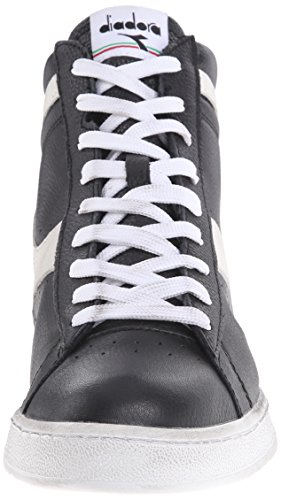 Alto Waxed Sneaker Game L Collo a Unisex High Diadora w0ztq