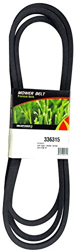 MaxPower 336315 Deck Drive Belt for 48