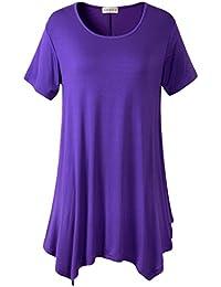 Purple Shirt Womens