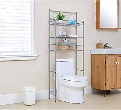 Finnhomy Bathroom Space Saver Over The Toilet Rack