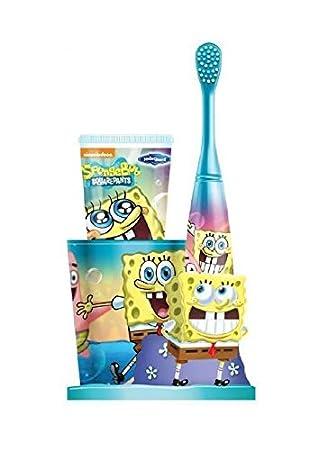 Dr. Fresh Sponge Bob - Conjunto fresh, adecuado para niños a partir de 2 años: Amazon.es: Juguetes y juegos