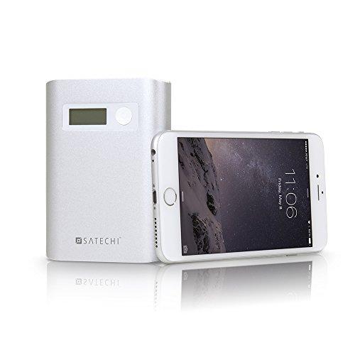 Satechi Aluminum Portable Extended 10000mAh