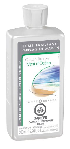 Lamp Air Fragrance Lamp - Lampe Berger Fragrance - Ocean Breeze , 500ml / 16.9 fl.oz.