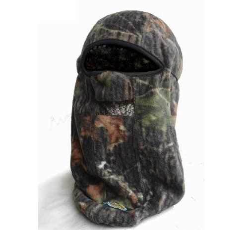 Comfortable Warm Winter Jungle Bionic Camouflage Full Face Mask CS Hunting Balaclava Thermal Fleece Outdoor Sports Headgear Hood Scarf Beanie Cap Windproof Face Neck Warmer Neckwear - Stores Sell That Toms