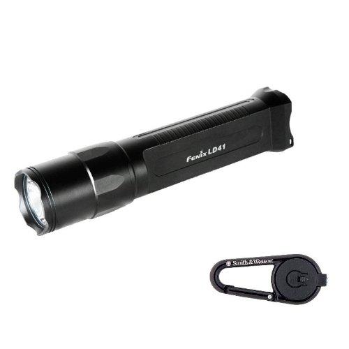 Fenix LD41 Tactical Flashlight CaraBeamer