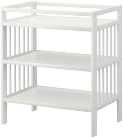 IKEA GULLIVER - Cambio de mesa, blanco: Amazon.es: Hogar