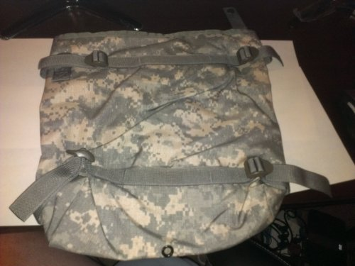 Molle II ACU Radio Pouch US Military by SDS