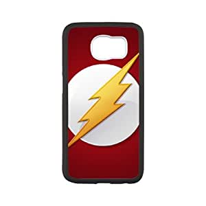 The Flash Samsung Galaxy S6 Cell Phone Case White SP1296358