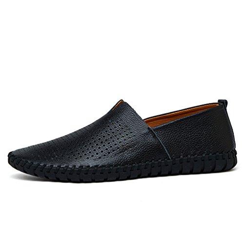 Hommes Vache Cuir Mocassins Chaussures En