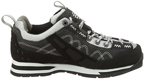 alpina 68033 - zapatillas de trekking y senderismo de cuero Unisex adulto gris - gris