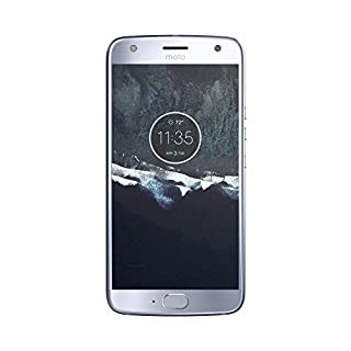 """Motorola X4 Android One Edition Factory Unlocked Phone - 5.2"""" Screen - 32GB - Sterling Blue - PA8S0025US"""