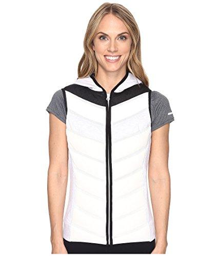ヒール等価平等[ブランノワール] Blanc Noir レディース Packable Moto Vest ジャケット [並行輸入品]