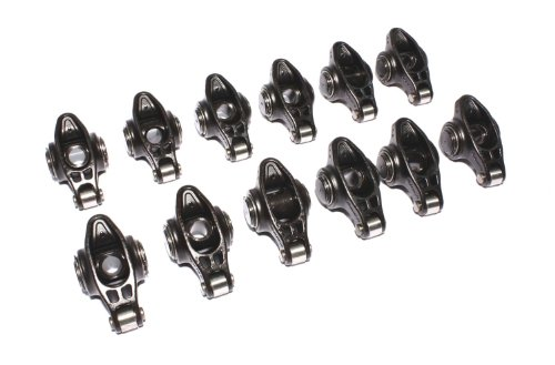 COMP Cams 1602-12 Ultra Pro Magnum Roller Rocker Arm with 1.6 Ratio and 3/8