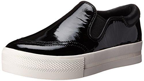 Ash Women's Jam Fashion Sneaker, Kelly Black/Black, 40 EU/10 M US Ash Slip On