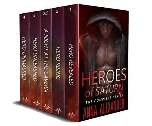Heroes of Saturn: The Complete Series