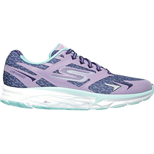sale choice Skechers Performance Women's Go Run Forza Boston 2016 Running Shoe Purple/Aqua wiki cheap online dL7F2j34m