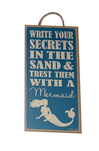 Mermaid Wall Plaque - 3