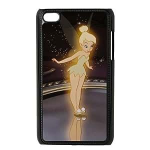 ipod 4 phone case Black Disney Peter Pan Character Tinker Bell MMD4860630