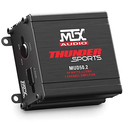 MTX Audio MUD50.2 Thunder Sports 50W x 2 @ 2Ω Full