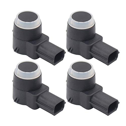 NewYall Pack of 4 Bumper Backup Parking Assist Sensor